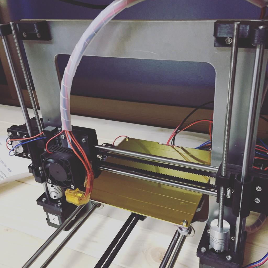 3Dプリンターのこと